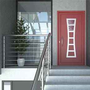 Πόρτες Εισόδου - Πάνελ