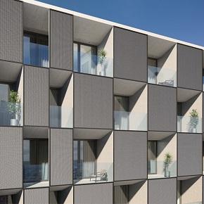 Αρχιτεκτονικά Πλέγματα Αλουμινίου - Xpand
